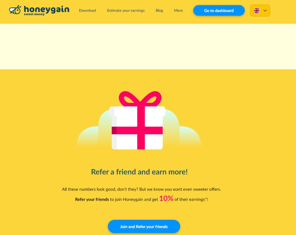 Honeygain Referral